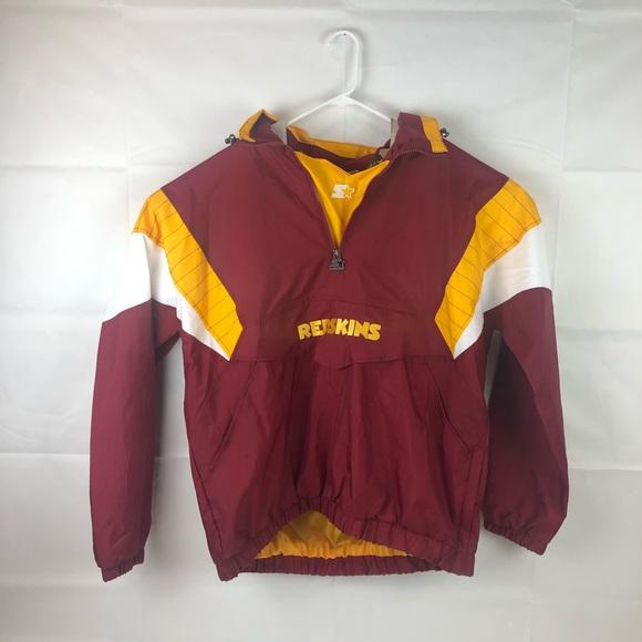 b1868942e Men s NFL Washington Redskins starter jacket XL